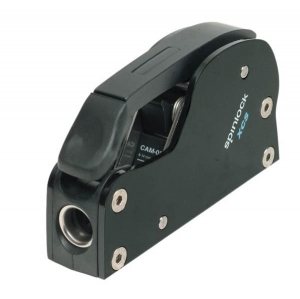 Spinlock XCS aflaster 8-14 mm line, enkelt, sort