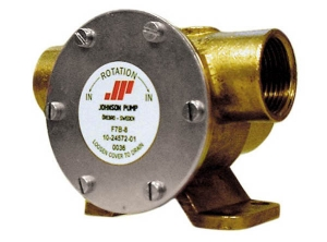 Johnson Impellerpumpe bronze F7B-8